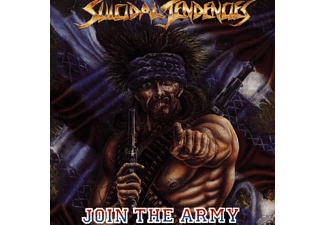 Suicidal Tendencies - Join The Army - (CD)