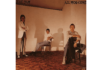 The Jam - All Mod Cons - (CD)