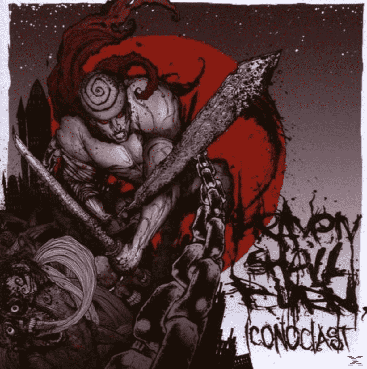 Iconoclast (Part One: The Final Resistance) Heaven Shall Burn auf CD