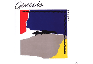 Genesis - Abacab-Remaster - (CD)