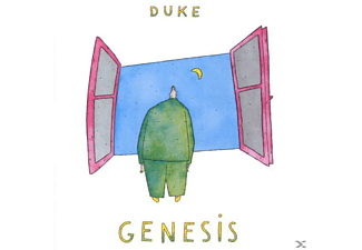 Genesis - Duke-Remaster - (CD)