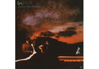 Genesis - And Then There Were Three-Remaster - (CD)
