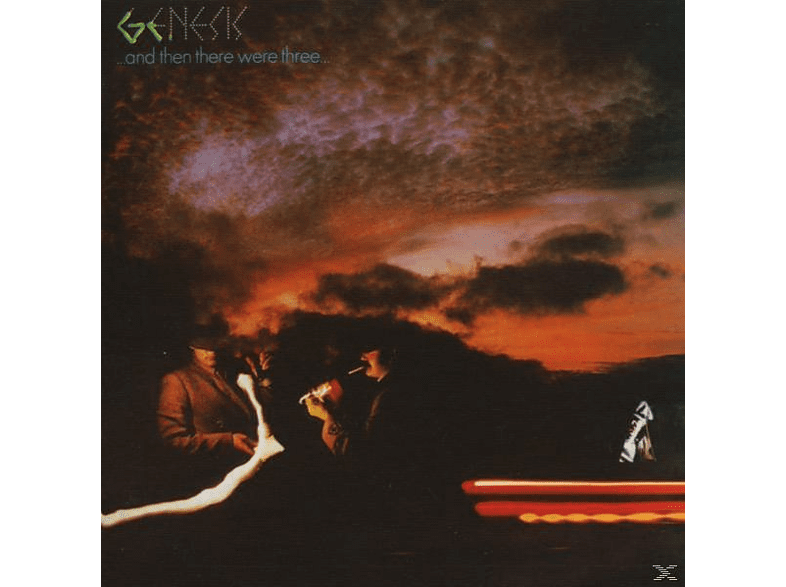 Genesis - And Then There Were Three-Remaster [CD]