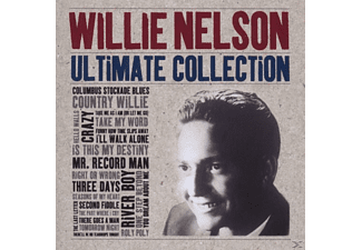 Willie Nelson - Ultimate Collection - (CD)