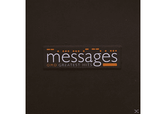 OMD - MESSAGES/GREATEST HITS - (CD + DVD Video)