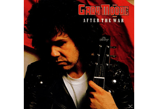 Gary Moore - After The War-Remastered - (CD)