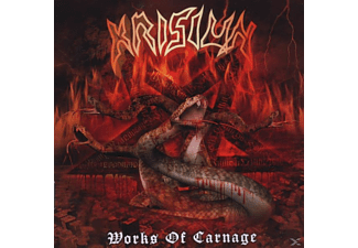 Krisiun - Works Of Carnage (Re-Issue) [CD]