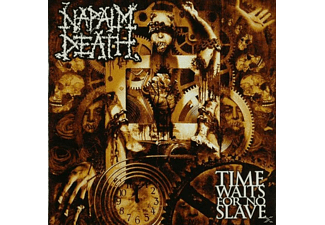 Napalm Death - Time Waits For No Slave - (CD)