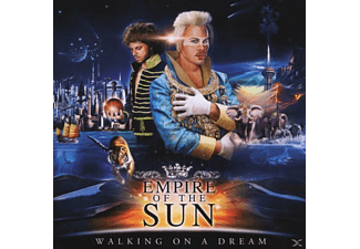 Empire Of The Sun - WALKING ON A DREAM - (CD)