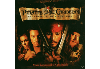 VARIOUS - Pirates Of The Caribbean: The Curse Of The Black Pearl - (CD)