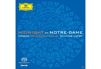 Olivier Latry - MIDNIGHT AT NOTRE-DAME - (SACD Hybrid)
