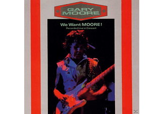 Gary Moore - We Want Moore-Remastered - (CD)