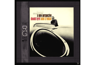 Donald Byrd - A New Perspective CD