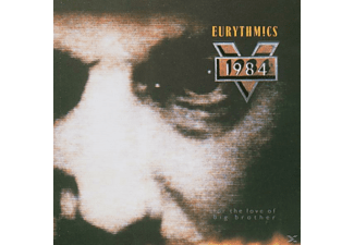 OST/EURYTHMICS - 1984-For The Love Of Big Brothers - (CD)