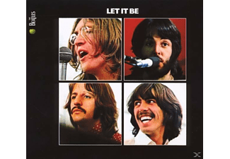 The Beatles - Let It Be - (CD)