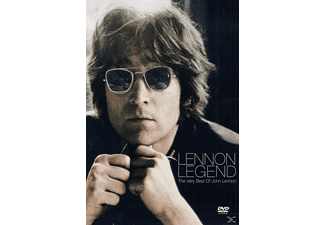 John Lennon - Lennon Legend - The Very Best Of John Lennon [DVD]