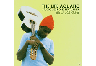 Seu Jorge - The Life Aquatic-Exclusive - (CD)