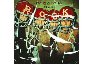 The Who - ODDS AND SODS - (CD)