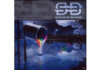 Spock's Beard - Feel Euphoria [CD]