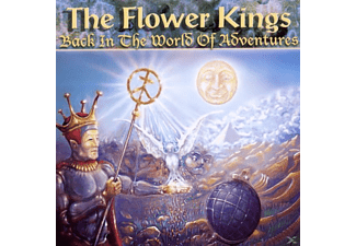 The Flower Kings - Back In The World Of Adventure (CD)