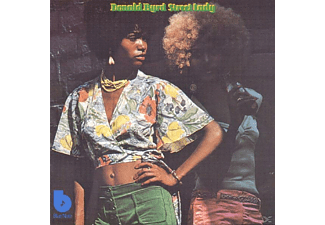 Donald Byrd - STREET LADY - (CD)