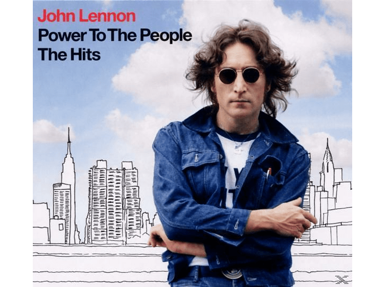 John Lennon - Power To The People-The Hits [CD]