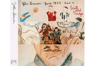 John Lennon - Walls And Bridges - (CD)