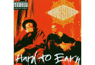 Gang Starr - HARD TO EARN - (CD)