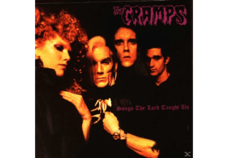 The Cramps - Songs The Lord Taught Us - (CD)