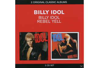 Billy Idol - Billy Idol- Rebel Yell [CD]