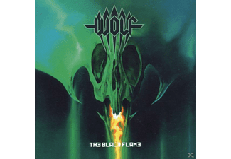 Wolf - The Black Flame (CD)