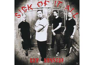 Sick Of It All - Nonstop (Re-Recordings) [CD]