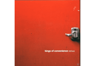 Kings Of Convenience - Versus (Remix Album) - (CD)