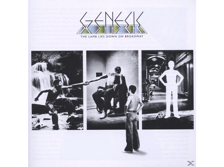 Genesis - The Lamb Lies Down On Broadway [CD]