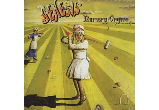 Genesis - Genesis - Nursery Cryme (Remastered) - (CD)