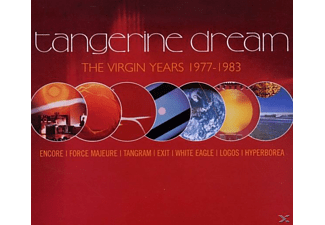 Tangerine Dream - The Virgin Years: 1977-1983 - (CD)