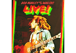 Bob Marley Live! Pop CD