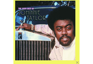Johnnie Taylor - THE VERY BEST OF - (CD)