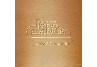 Brass Construction - Movin' & Changin'-Best Of Brass - (CD)