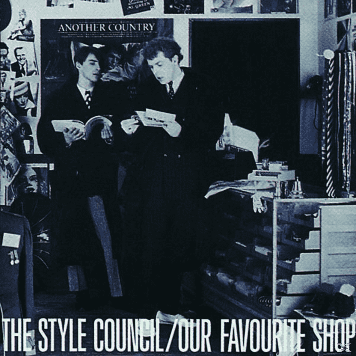 Our Favourite Shop The Style Council auf CD