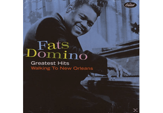Fats Domino - Greatest Hits - Walking to New Orleans (CD)