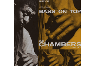 Paul Chambers - BASS ON TOP (RVG) - (CD)