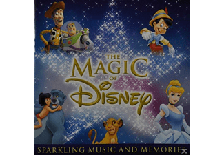 CD - Various, The Magic Of Disney