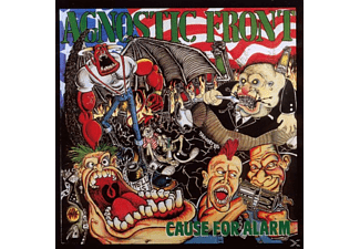 Agnostic Front - Cause For Alarm - (CD)