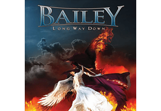 Bailey - Long Way Down (CD)