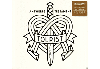 Tourist LeMC - Antwerps Testament CD