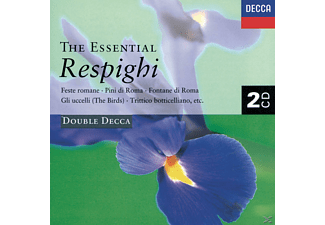 VARIOUS - Essential Respighi - (CD)