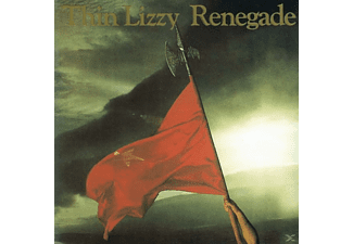 Thin Lizzy - Renegade - (CD)