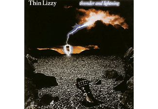 Thin Lizzy - Thunder & Lightning - (CD)