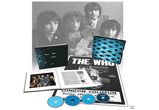 The Who - Tommy (Ltd.Super Deluxe Edt.) [CD]